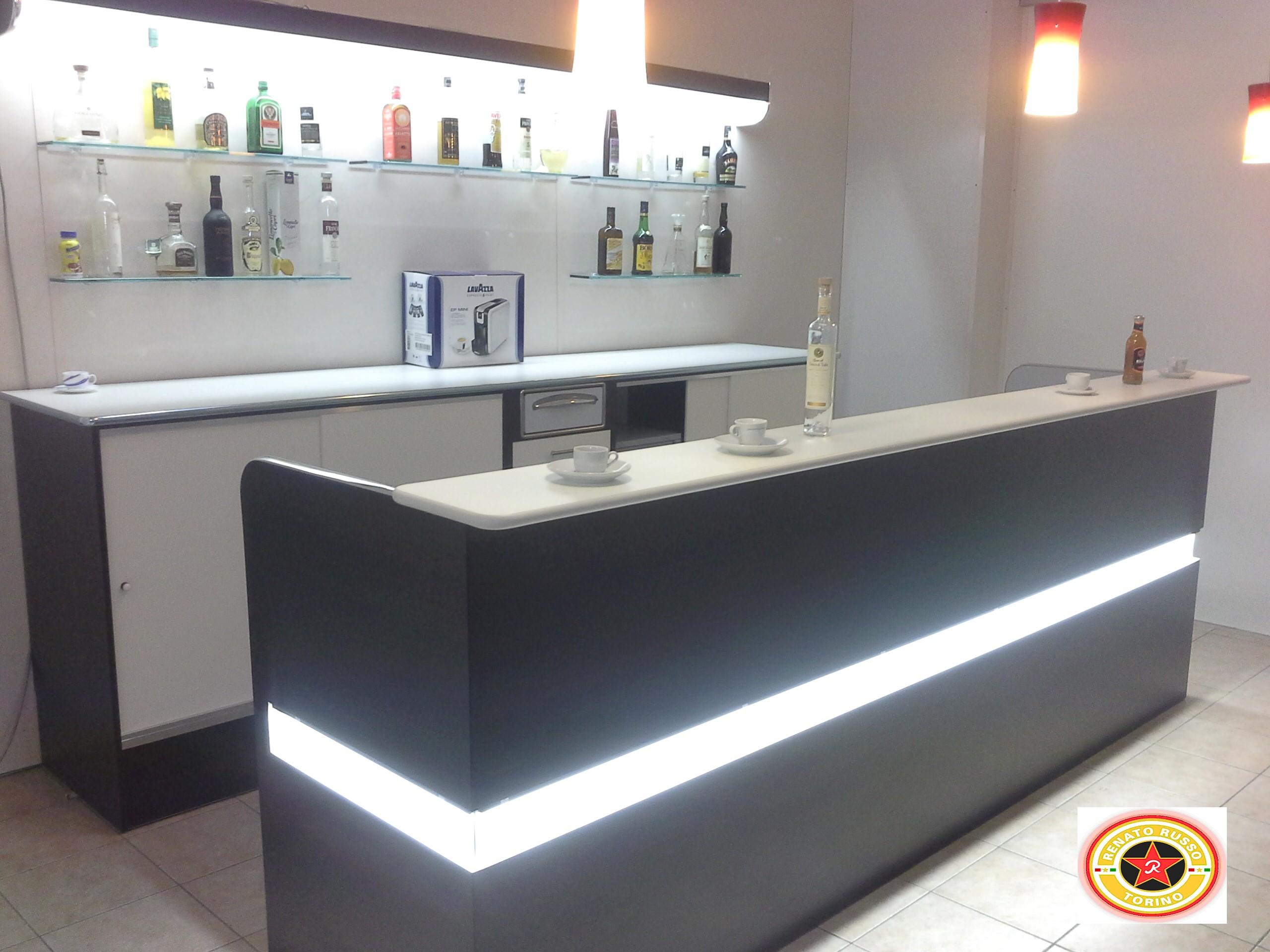 Arredamento Bar Moderno Banconi Bar Omif Siena Arredamenti